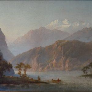 Alexander Loemans Indians at the Rockies