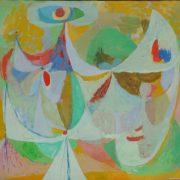 Cameron Booth Minnesota Modernist Painting