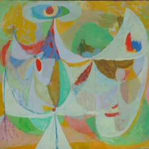 Cameron Booth Minnesota Modernist Painting