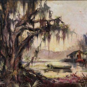 Collette Pope Heldner Swamp Idyl