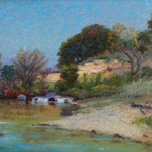 N.R. Brewer - Landscape
