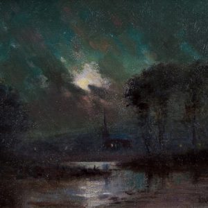 Nicholas Richard Brewer Nocturne