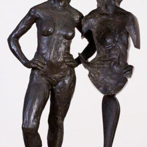 Paul Granlund - Bronze Nude