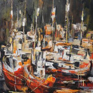 Elof Wedin Boats