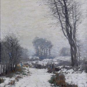 Winter Landscape David Ericson