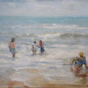 Francesco Spicuzza Beach Scene