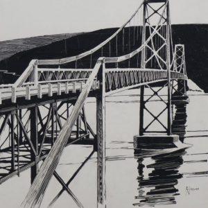 Francis Lee Jaques Bridge