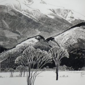 Francis Lee Jaques Mountains