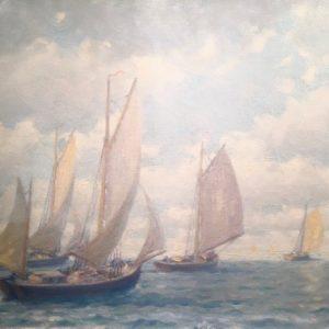 David Ericson Fishing Fleet off Cape Cod (1)