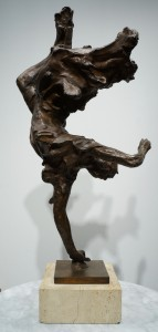 Paul Granlund Bethesda Angel Sculpture Bronze