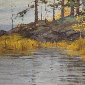CC Rosenkranz Painting