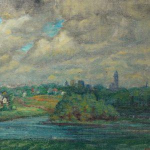 Ada Wolfe Minneapolis Painting