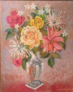 Clara Mairs Floral Still Life