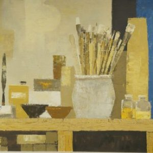 Cyrus Runnings Still Life Painting