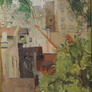 Elof Wedin Chicago Construction Painting