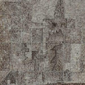 George Morrison Chrysler Building Drawing