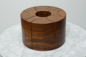 George Morrison Wood Sculpture