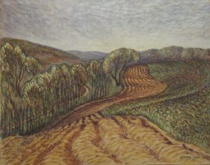 Wanda Gag Ploughed Fields