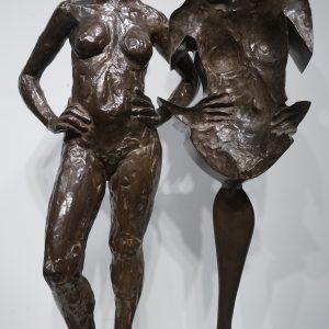 Granlund_Figure in Mirror