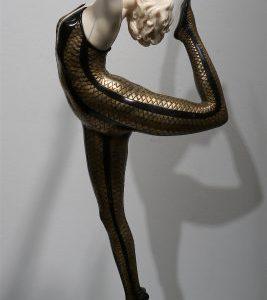 otto-poertzel_snake-dancer