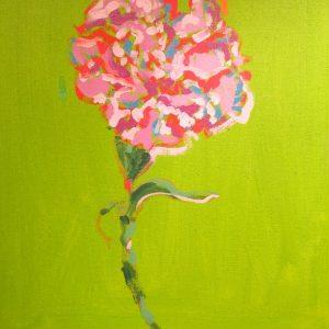Fritz Scholder_Flower
