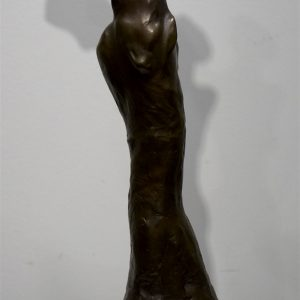 Scholder_Figure with Wing