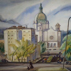 Edmund Kiopetz_Basilica of St Mary