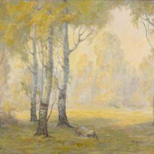 Dawes Yellow Landscape
